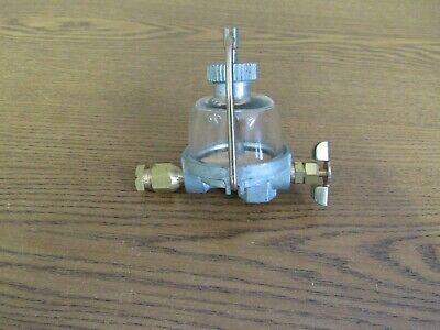 John Deere L La Li Tractor Fuel Sediment Bowl Assy. Al2087t 9080b
