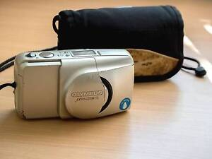 Free postage Olympus mju zoom 115 Claremont Nedlands Area Preview