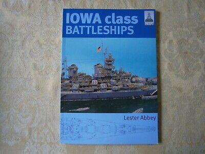 ShipCraft 17 Iowa Class Battleships SC 2012 Lester Abbey Iowa Class Battleship