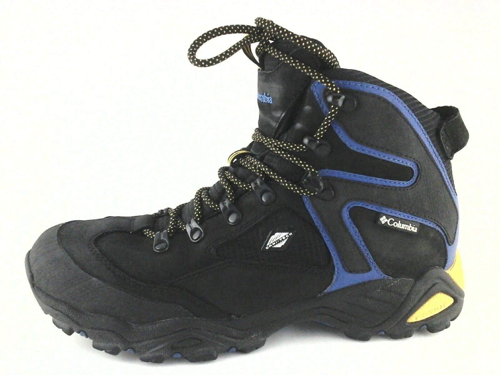 0da3d470191 Details about EUC $140 Columbia Mens BM3565 Pole Creek Omni-Tech Hiking  Boot US 9 UK 8.5 EU 42