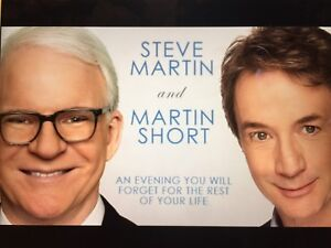 STEVE MARTIN and MARTIN SHORT in Montreal