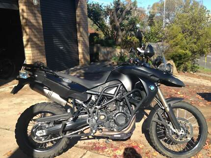 2012 bmw f800st | motorcycles | gumtree australia north canberra