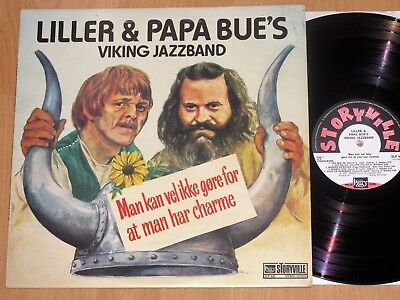 Liller & Papa Bue's Viking Jazzband  Man Kan Vel Ikke Gøre For At Man Har Charme