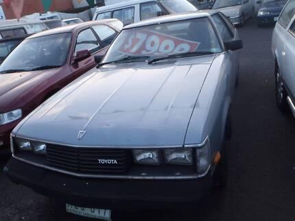 1981 TOYOTA CELICA AUTO REAR CLASSIC COLLECTIBLE Footscray Maribyrnong Area Preview