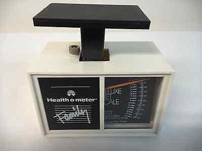 Vintage Health O Meter Family Kitchen Scale Model 3120 J-92