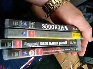 Ps3 games good condition The Hill Newcastle Area Preview