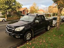 Holden Colorado 2014 Ascot Vale Moonee Valley Preview