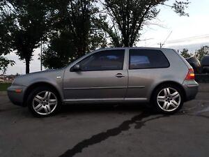 2003 Volkswagen GTI 1.8Turbo