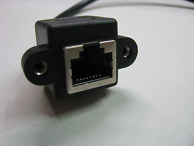 Microphone Extension Cable Icom  IC-7000 IC-7100 IC-2850H ~1 foot   Shielded for sale  Raleigh