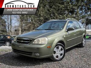 2005 Chevrolet Optra LT   Sunroof  Super Clean