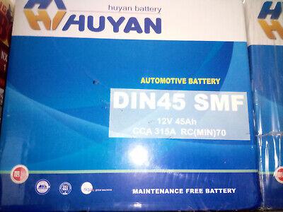 Batería Coche 55 Ah 12v 315A HUYANy 1º precio garantizado Europa