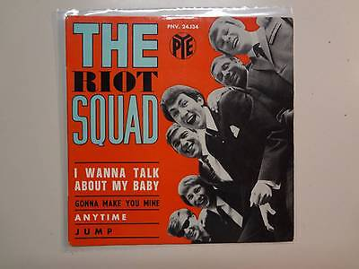 Riot Squad  I Wanna Talk About My Baby Gonna Make You Mine  2 France Pye Ep Pcv