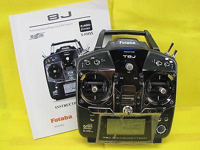 Камеры бла FUTABA T8J 8-Channel Radio