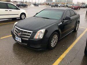 2011 Cadillac CTS AWD 3.0V6 ready to go