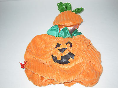Petco Bootique Pumpkin Dog Costume Size X-Small NEW! Animal Halloween - Party Animal Kostüm Hunde