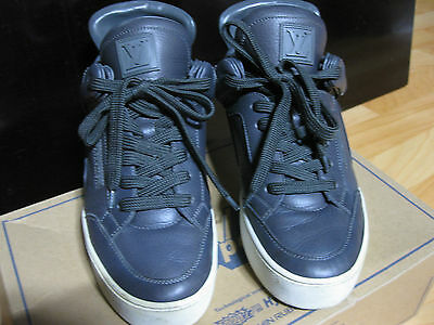 LOUIS VUITTON DONS DON KANYE  GRAPHITE LV Sz 5.5