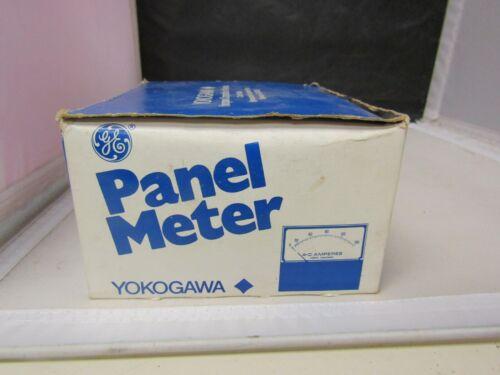 YOKOGAWA 250440LSSC PANEL AMMETER