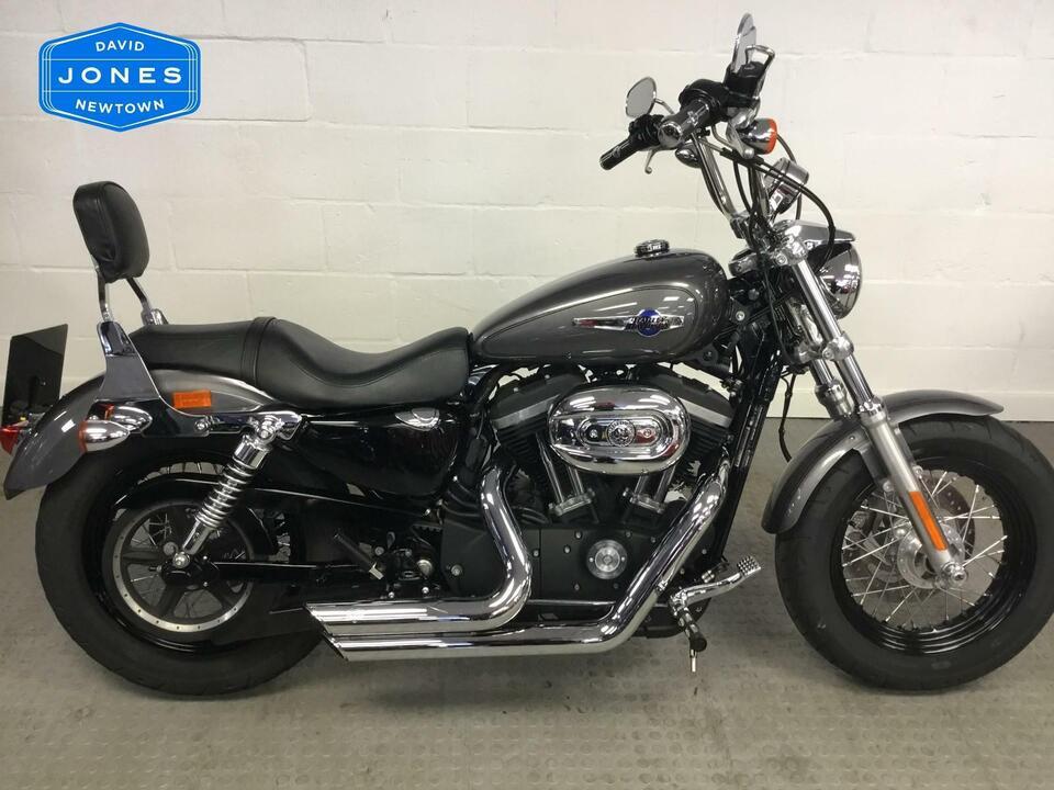 Harley Davidson 1200 Custom LTD XL CB15 2015 / 15