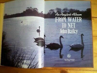 FROM WATER TO NET by John Bailey