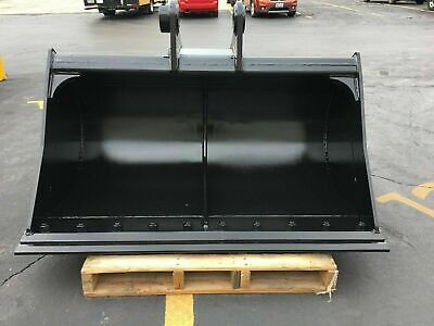 New - 60 Clean Up Bucket For A Koehring 6612