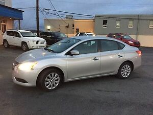 2013 Nissan Sentra S, inspected, 52KM