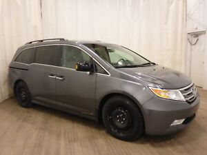 2012 Honda Odyssey Touring (A6) DVD Power Doors Leather