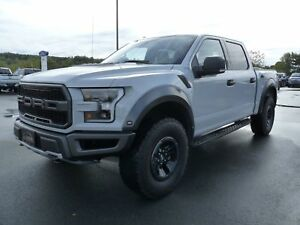 Ford F-150 Raptor SuperCrew 4RM 145 po