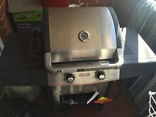 2 burner  gas bbq + bbq Bottle+cover Hurstville Hurstville Area Preview