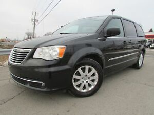 2012 Chrysler Town & Country LIMITED 3.6L 7 PASS. CUIR BLUETOOTH