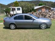 2006 bf ford falcon sedan 6 mouth rego sale or swap Stanthorpe Southern Downs Preview