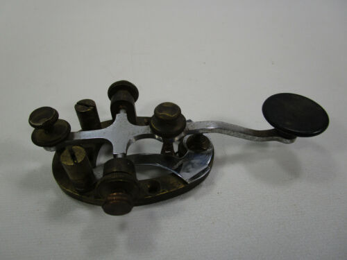 Vintage ATT Co. Telegraph key