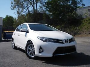 2015 TOYOTA COROLLA ASCNET SPORT 57000 K 6 M REGO RWC WARRANTY Hillcrest Logan Area Preview