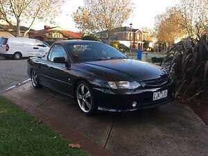 2003 Holden Ute Series 2 S MANUAL Narre Warren South Casey Area Preview