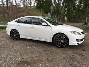 08 Mazda 6 Rochedale South Brisbane South East Preview
