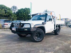 2012-13 Nissan Patrol DX 4X4 Turbo Diesel (( Rego RWC Warranty)) Holland Park West Brisbane South West Preview