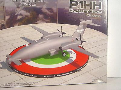 Drone P.1HH Hammerhead Concept Piaggio Italy - AA Models Bausatz 1:72 - 7206 #E
