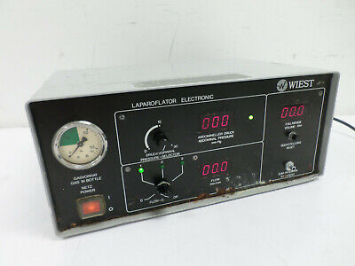 Wiest Stryker Laparoflator Electronic 3500 Insufflator W1-03500-a2