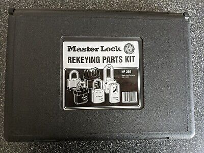 Master Lock Rekeying Parts Kit