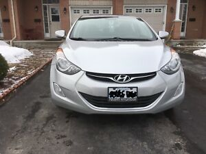 2012 Hyundai Elantra GLS excellent condition ECO