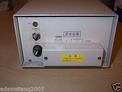 Ono Sokki Pa-1311 Pre Amplifier 110v