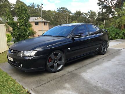 Vy ss commodore sedan quick sale