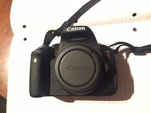 Canon Rebel T5I DSLR Camera + Lens & Accessories