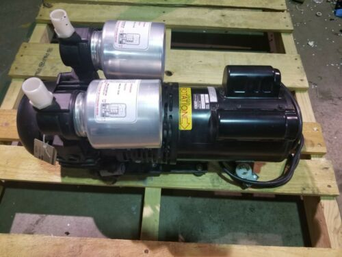 Gast model 2567 air pump 1 HP. Free shipping