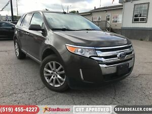 2011 Ford Edge Limited | NAV | LEATHER | PANO