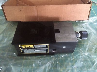 Parker Hydraulic Relief Valve Rm3pt25kn - 31 3000 Psi New