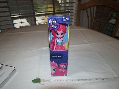 My Little Pony Equestria Girls Pinkie Pie Hasbro doll figure ages 5 up in box