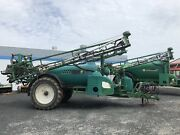 Goldacres Sprayer Ulverstone Central Coast Preview