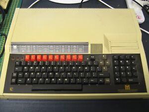 BBC Acorn Master 128k - Cherry Keyboard - New Capacitors - Smart SPI Games Card