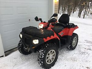2014 POLARIS SPORTSMAN 850HO TOURING EPS.