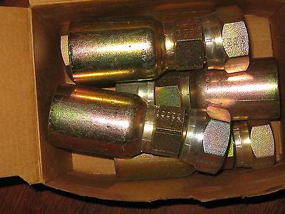 Eaton Coll-o-crimp Sae 37 Female Swivel 1 X 1 Hose X Tube Item 1036 Box W 5